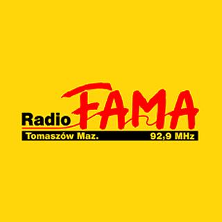 Radio FaMa - Tomaszów Mazowiecki Radio Logo