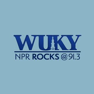 WUKY Jazz24 Radio Logo