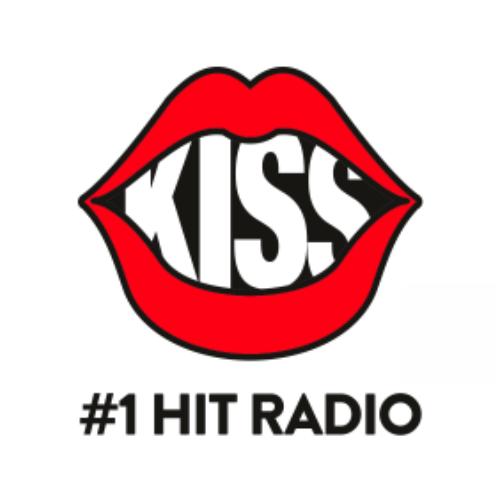 Kiss FM Romania Radio Logo