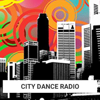 City Dance Radio Radio Logo