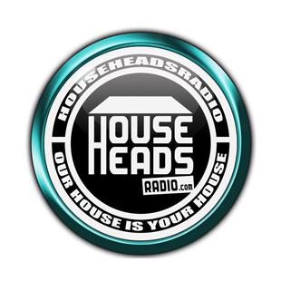House Heads Radio Radio Logo