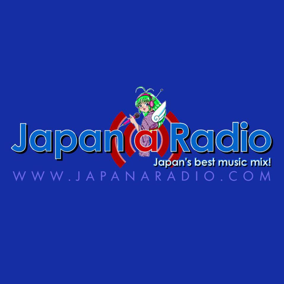 Japan-A-Radio - Japan's best music mix Radio Logo