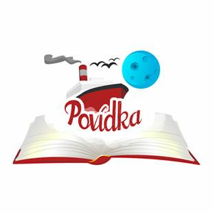 Rádio Povídka Radio Logo