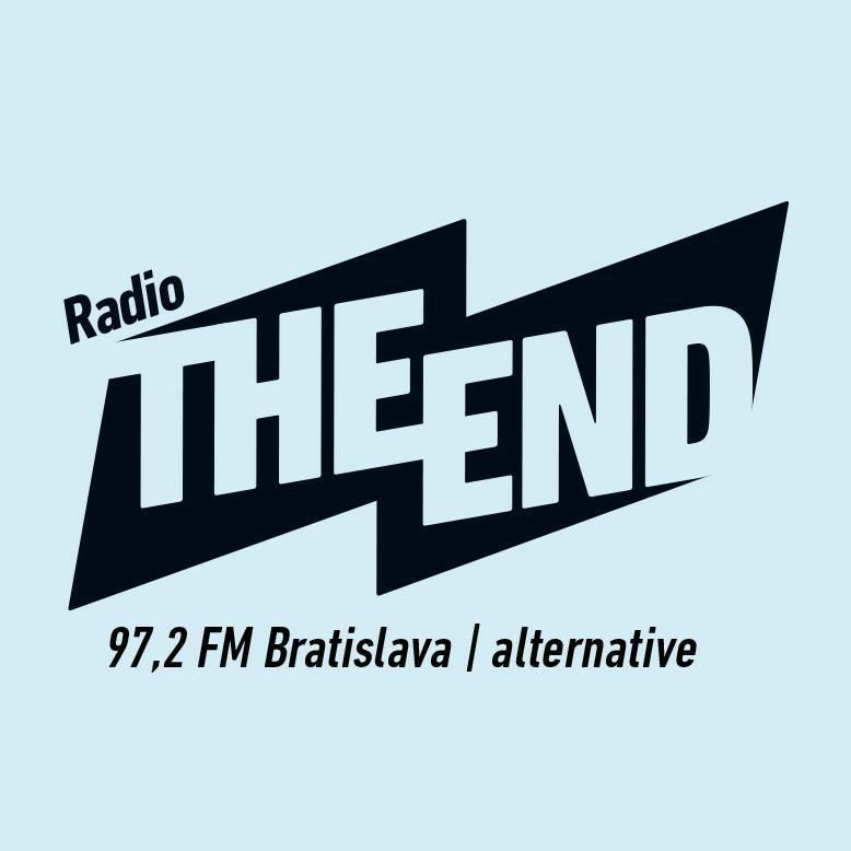 Radio The End Radio Logo