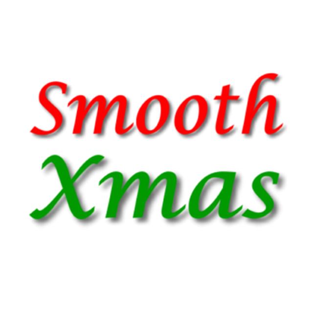 Smooth Xmas Radio Logo