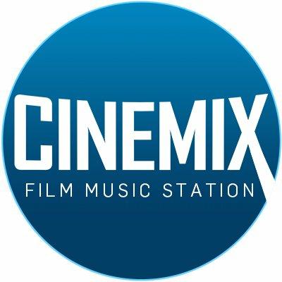 CINEMIX Radio Station Radio Logo