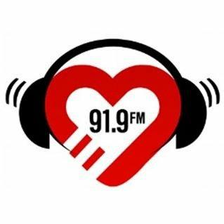 Amor FM 91.9 Radio Logo