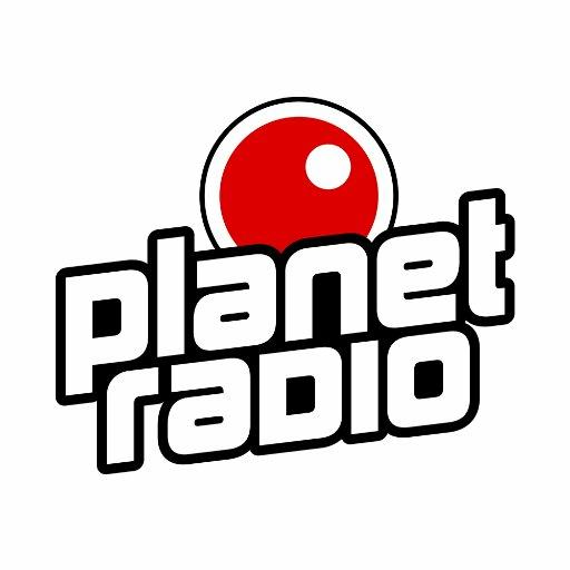 planet radio - black beats Radio Logo