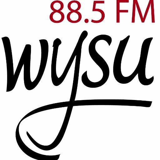 WYSU 88.5 FM Youngstown, OH Radio Logo
