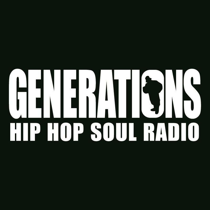 Generations - Rap France Radio Logo