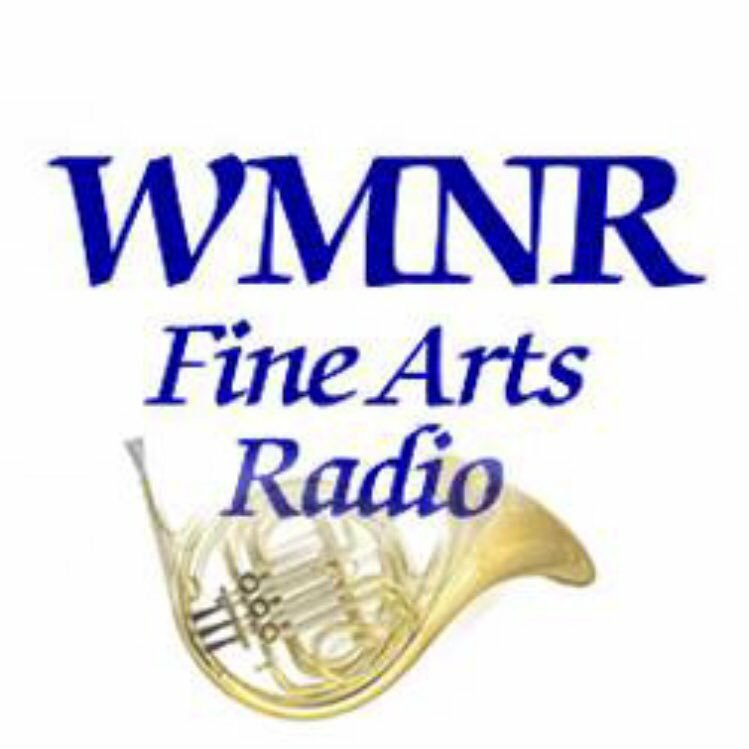 WMNR Fine Arts Radio Radio Logo