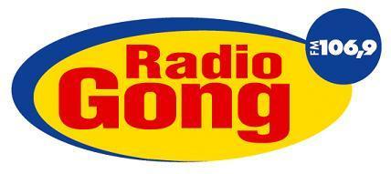 Radio Gong 106.9 Würzburg Radio Logo