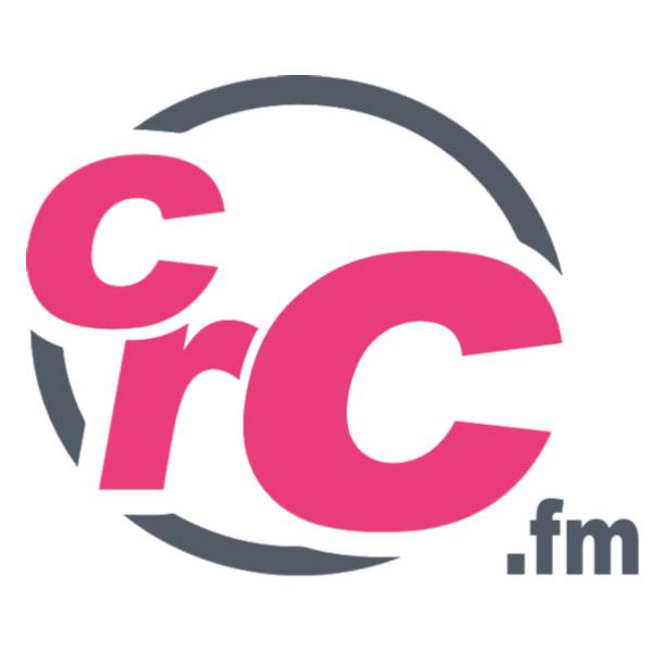 CRC FM Radio Logo